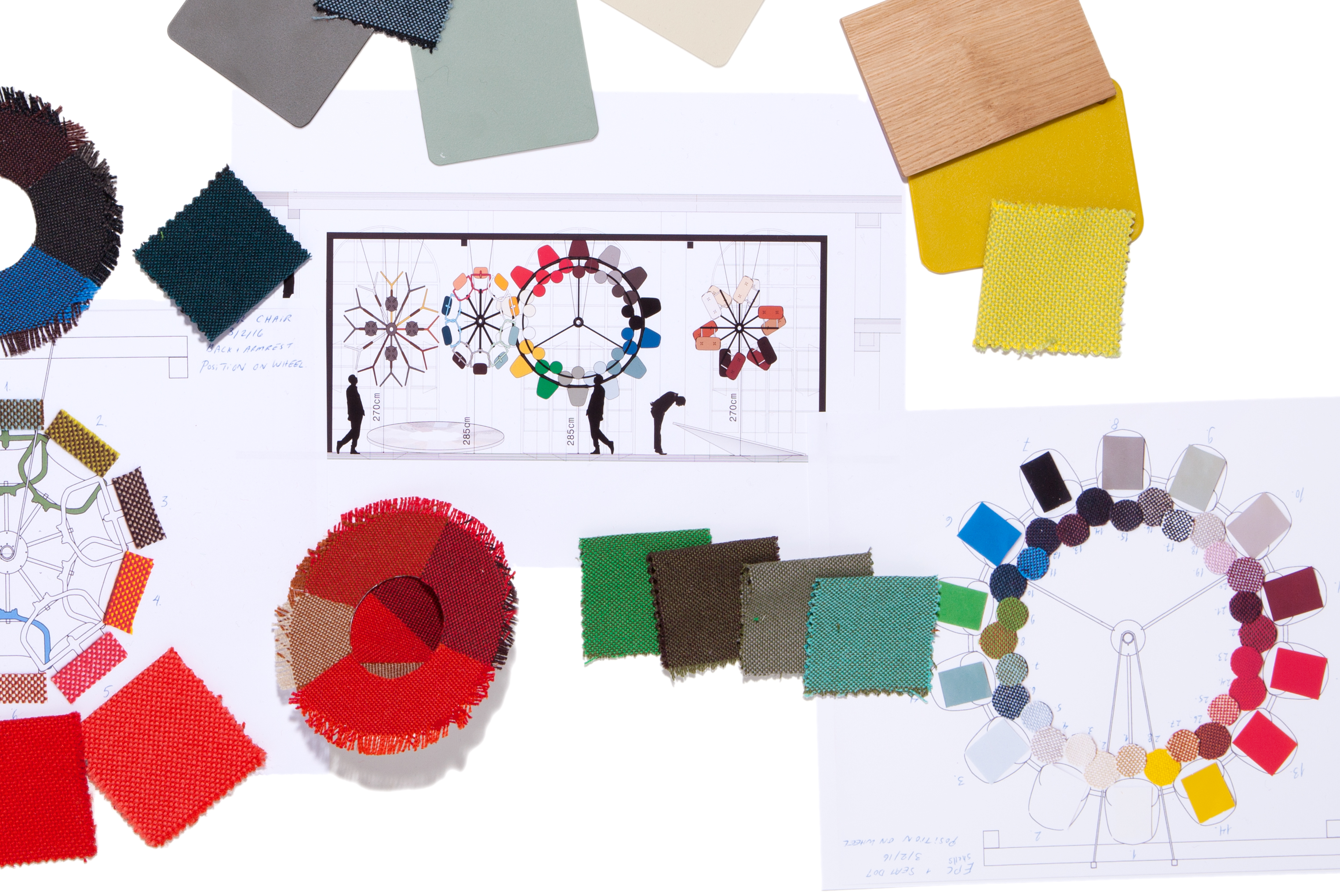 Colour Machine for Vitra