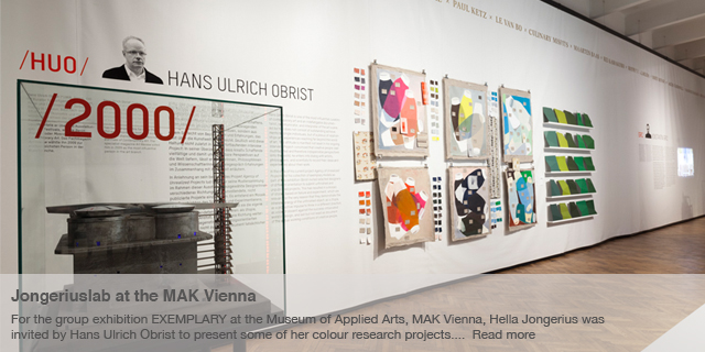 EXEMPLARY, group exhibition at the MAK in Vienna