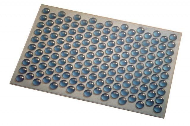 Bath Mat blue