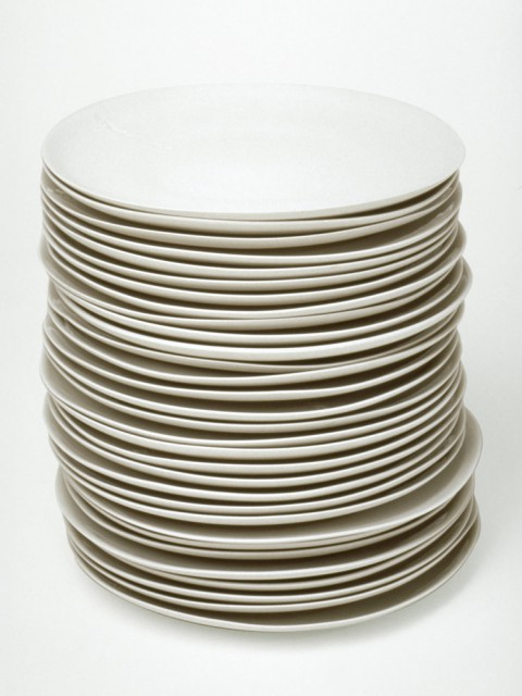 B-Set Stacked plates