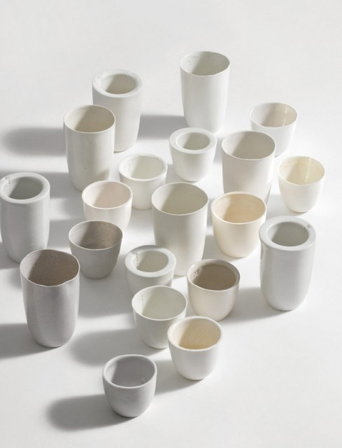B-Set Prototypes of beakers