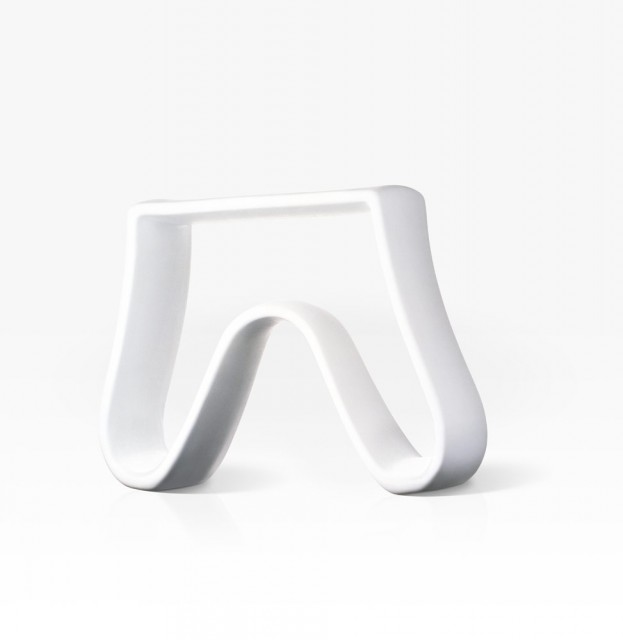 Porcelain Stool