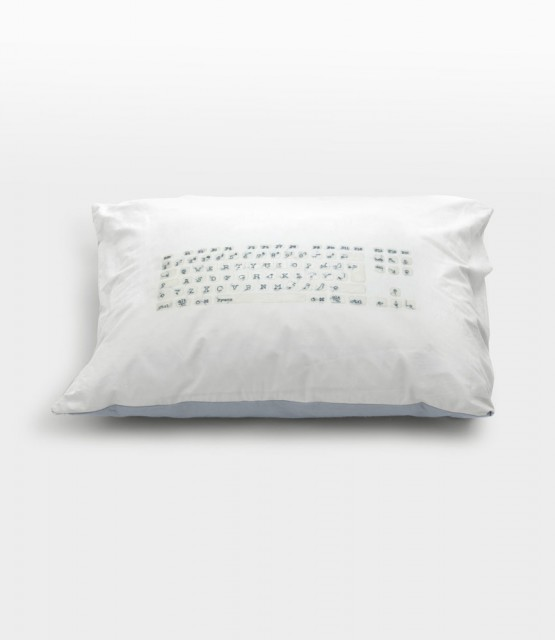 My Soft Office Keyboard Pillow