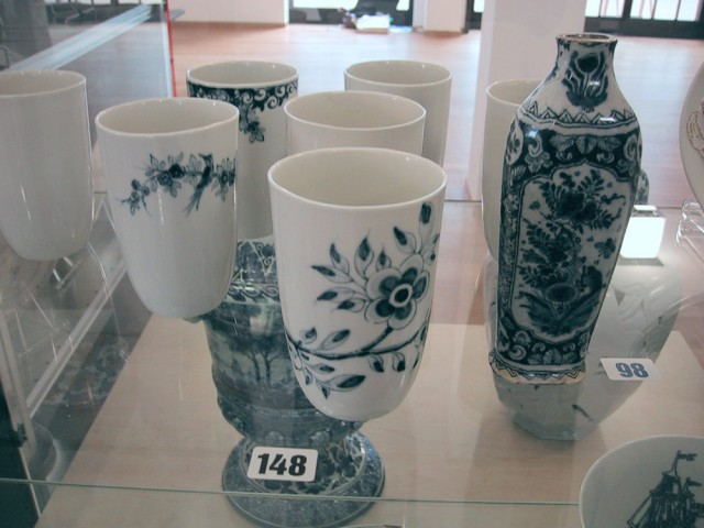 Delft Blue B-Set