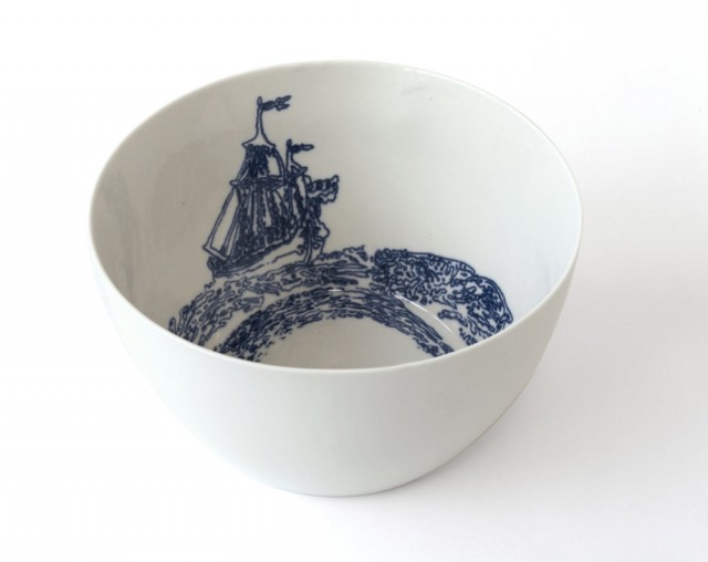 Delft Blue B-Set, bowl