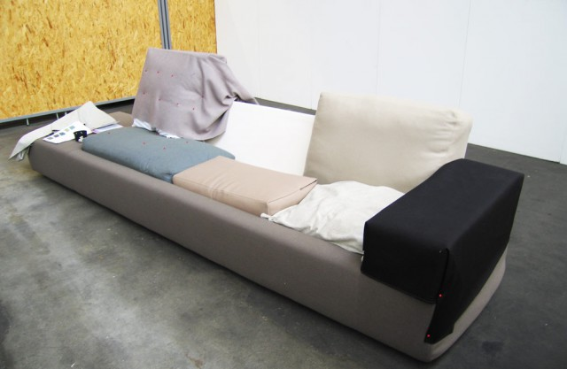 Polder Sofa Full Scale Model