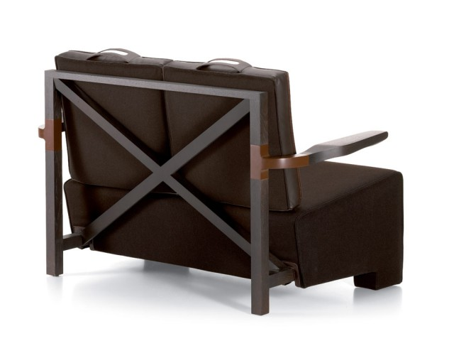 The Worker Sofa, back