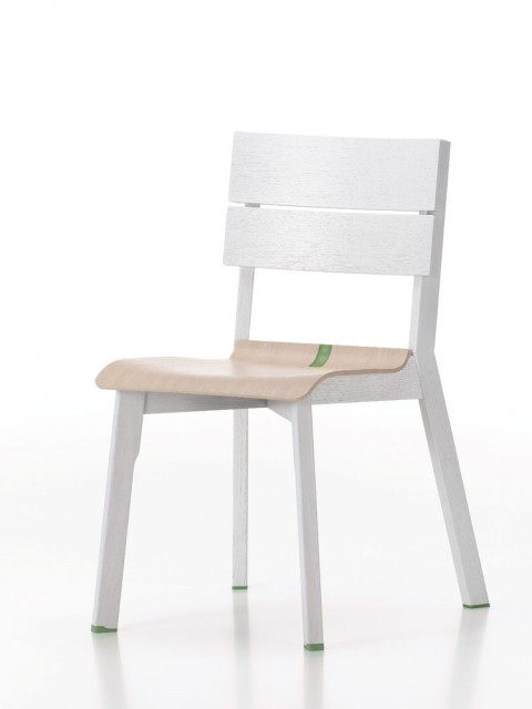 Rotterdam Chair white