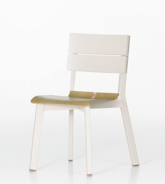 Rotterdam Chair front pink