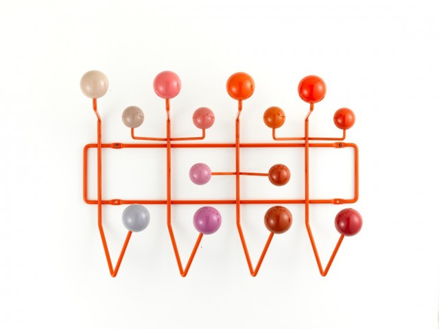 Hang It All by Eames with new color scheme