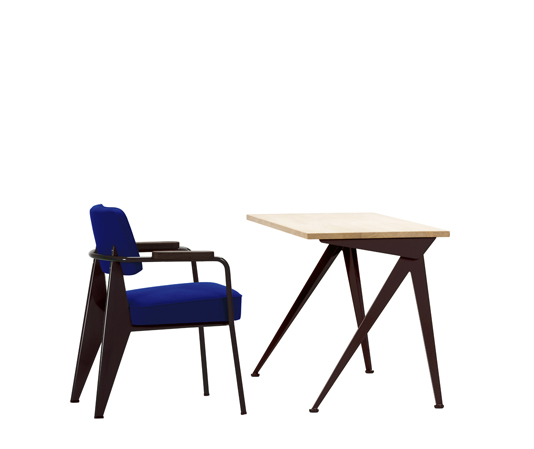 Fauteuil Direction and table Compas Direction