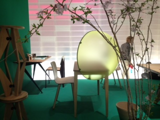 sphere table sun as shown at the salone del mobile 2013