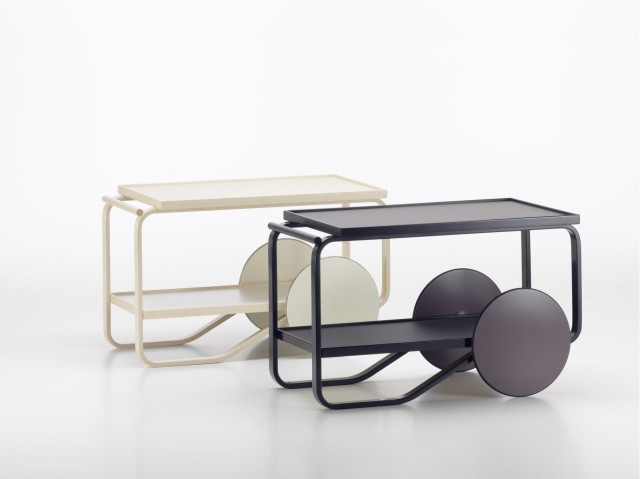 Artek Tea Trolleys