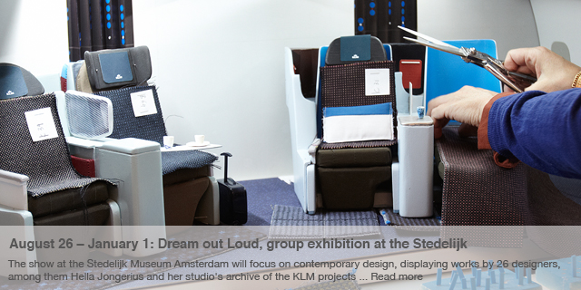 August 26 – January 1: Dream out Loud, group exhibition at the Stedelijk Museum Amsterdam